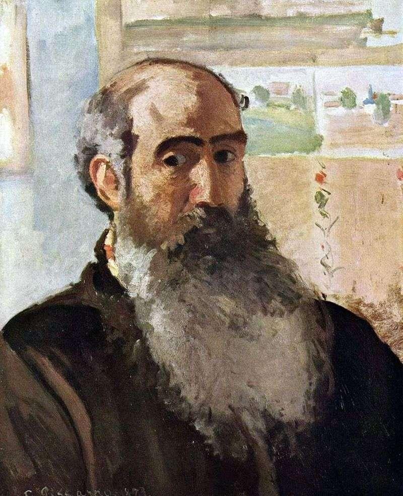 Autoportret   Camille Pissarro