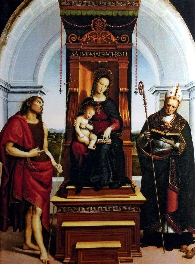 Madonna Ansedey   Rafael Santi