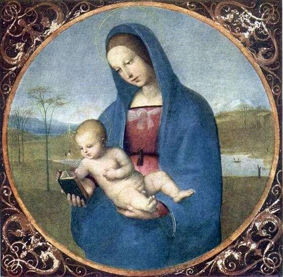 Conestabile Madonna   Rafael Santi