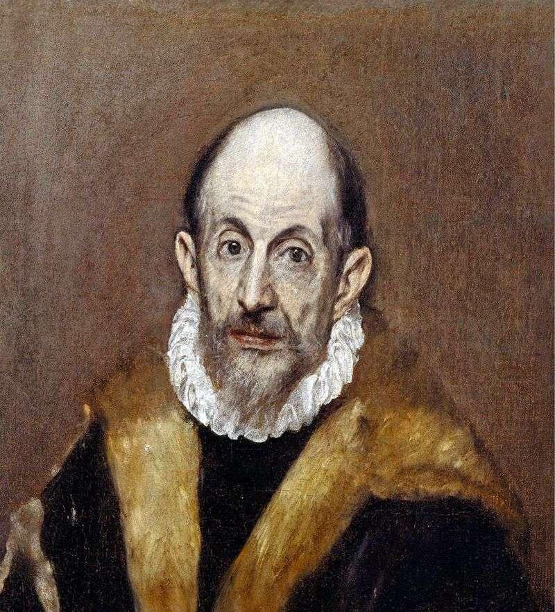 Autoportret   El Greco