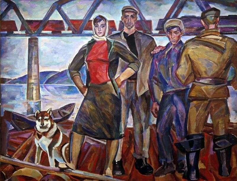 Plotogy   Nikolay Ivanovich Andronov