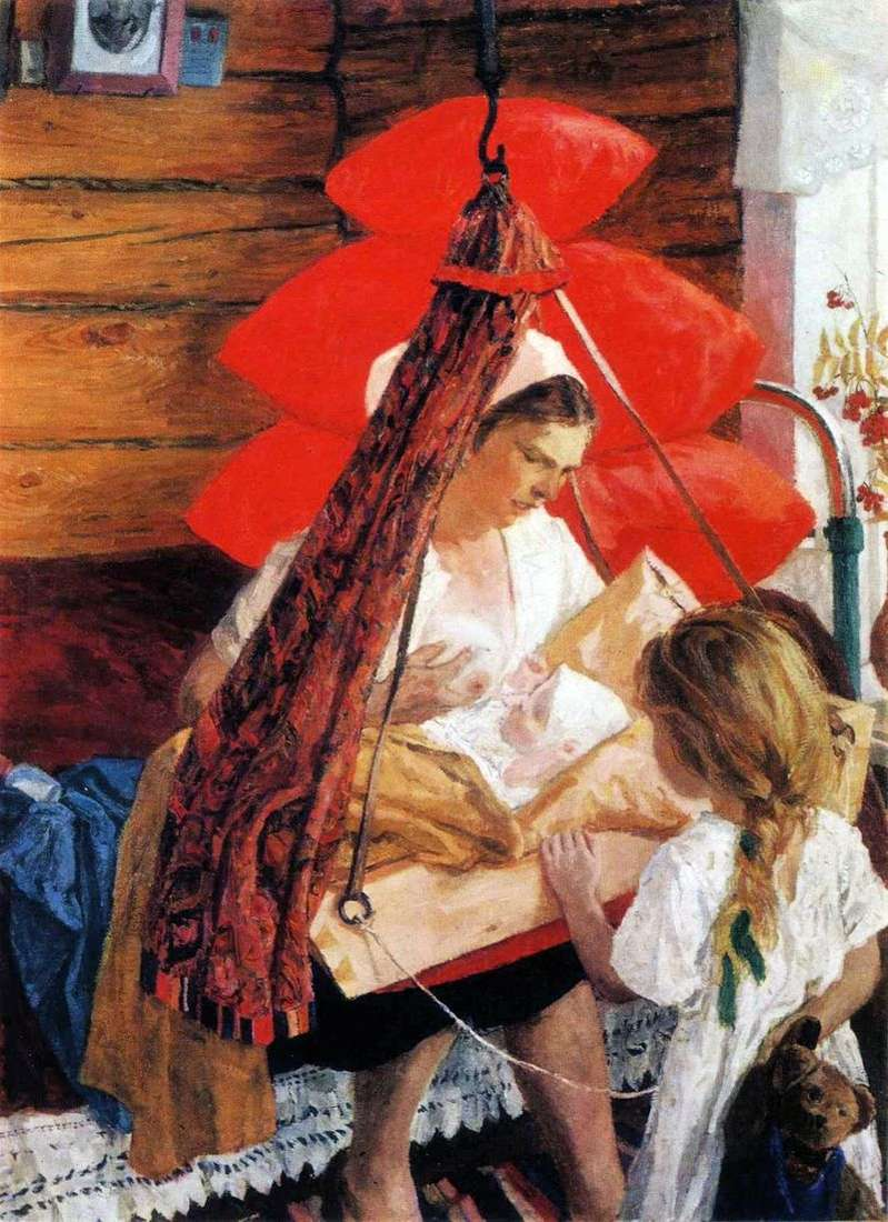 Mama   Arkady Plastov