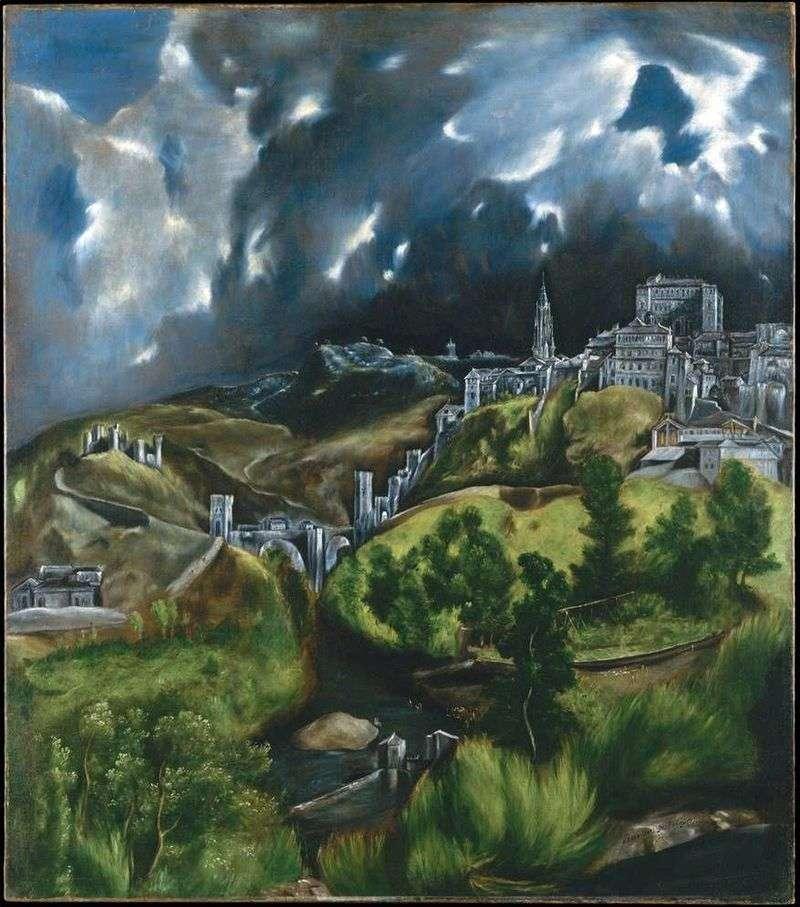 Zobacz Toledo   El Greco