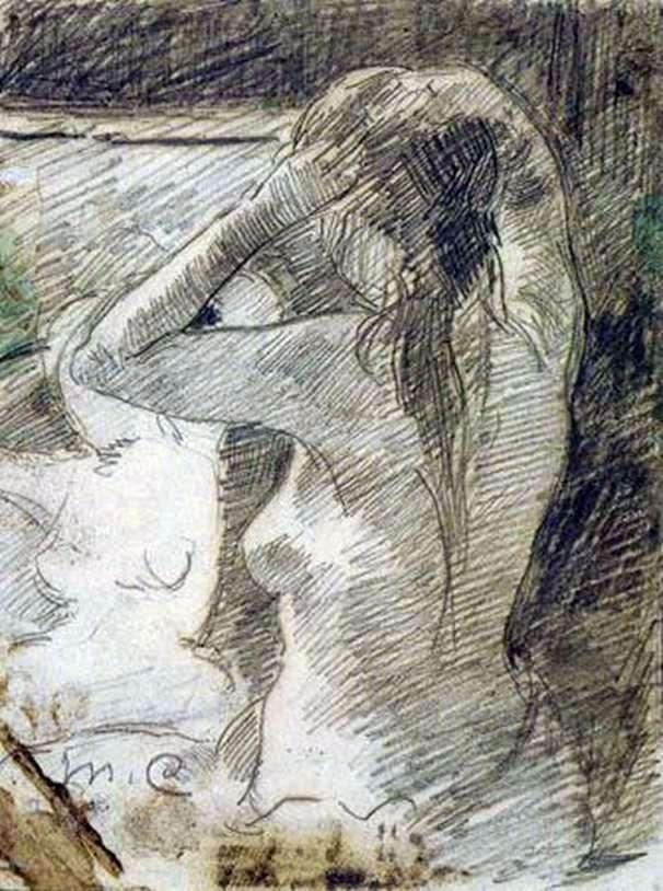 Fryzura   Mary Cassat