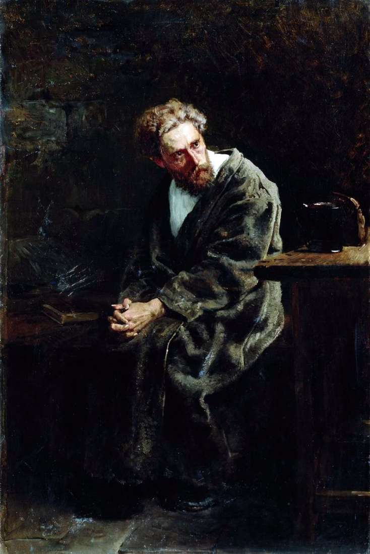 Więzień   Vladimir Makovsky