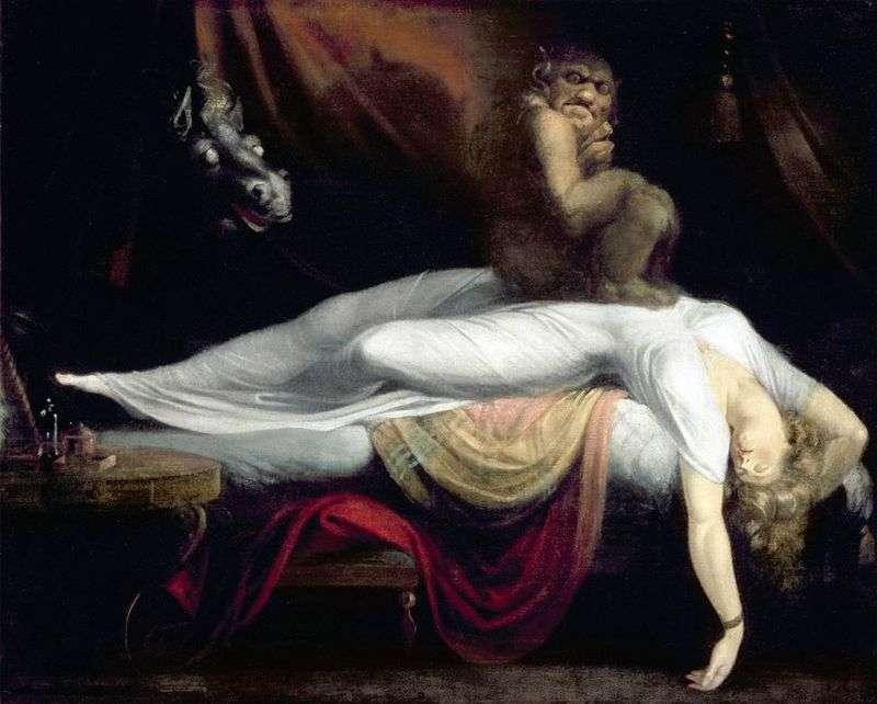 Nightmare   Johann Heinrich Fussli