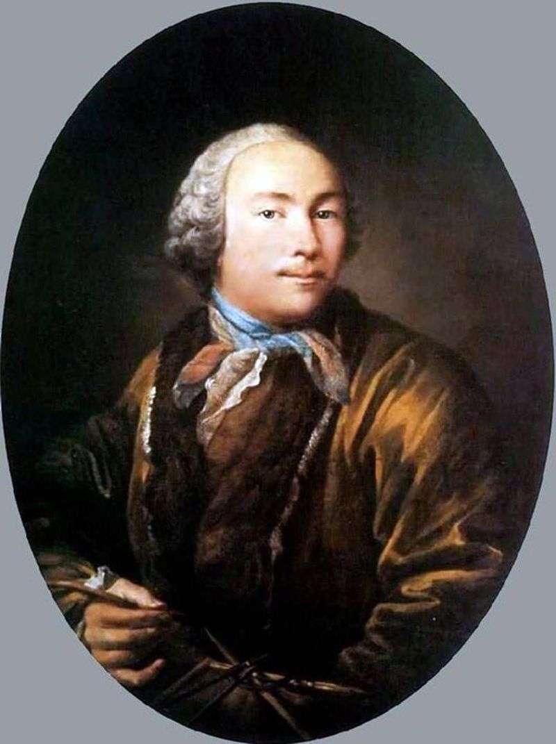 Autoportret   Iwan Argunow