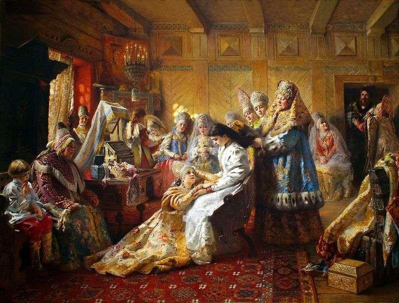 Pod koroną   Konstantin Makovsky