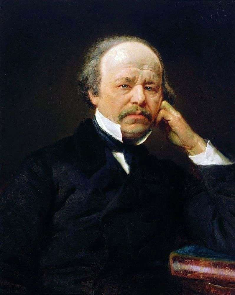 Portret A. S. Dargomyzhsky   Konstantin Makovsky
