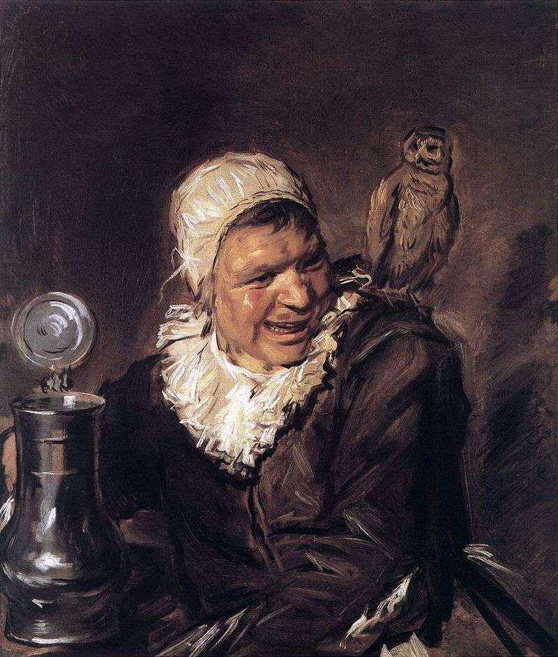 Malle Babbe   Frans Hals