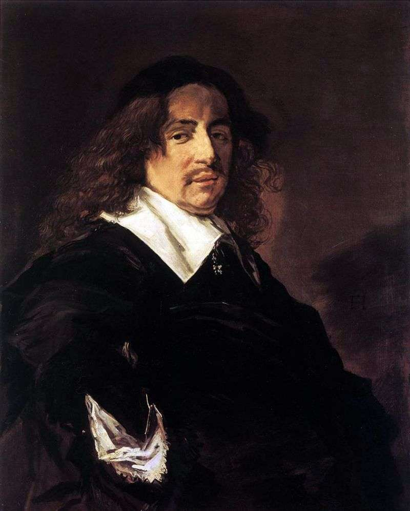 Portret męski   Frans Hals