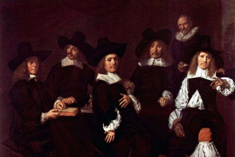 Regenci Harlem Almshouse   Frans Hals