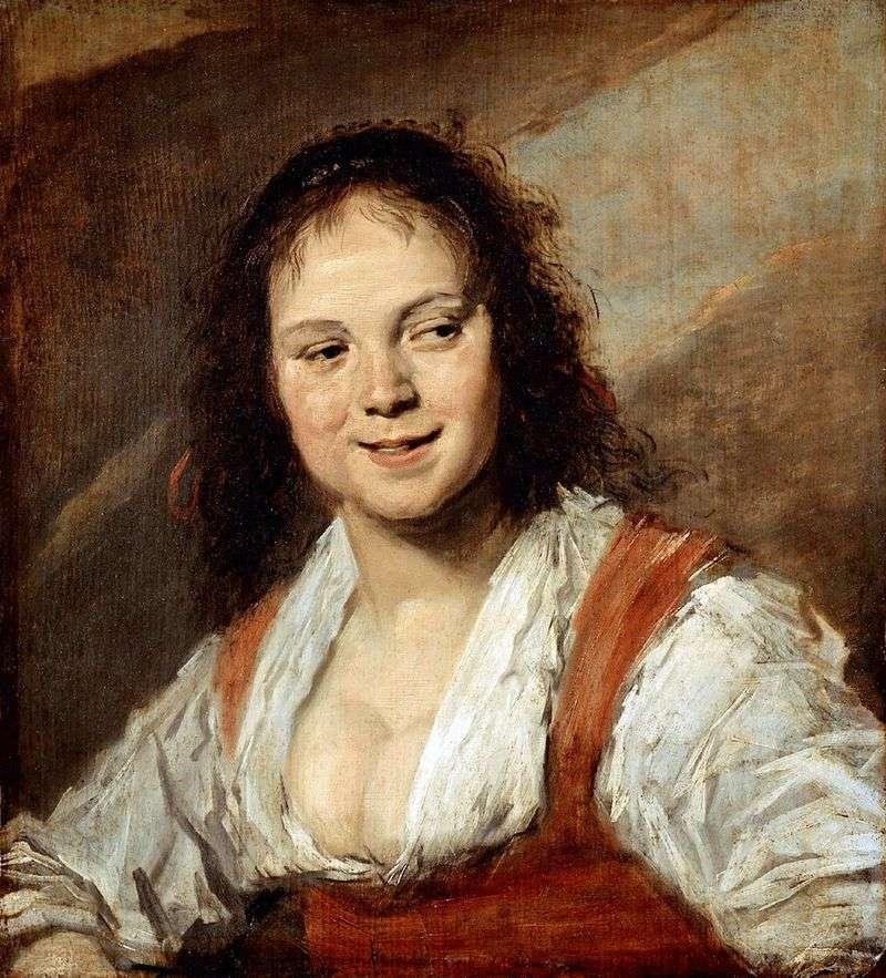 Cyganie   Frans Hals