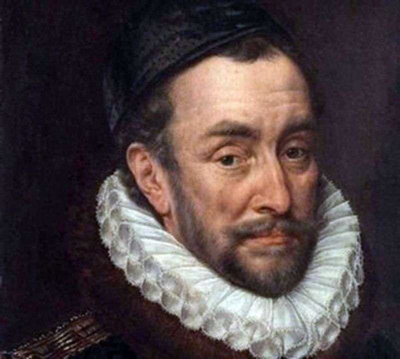 Portret Wilhelma z Orensky   Adrian Kay