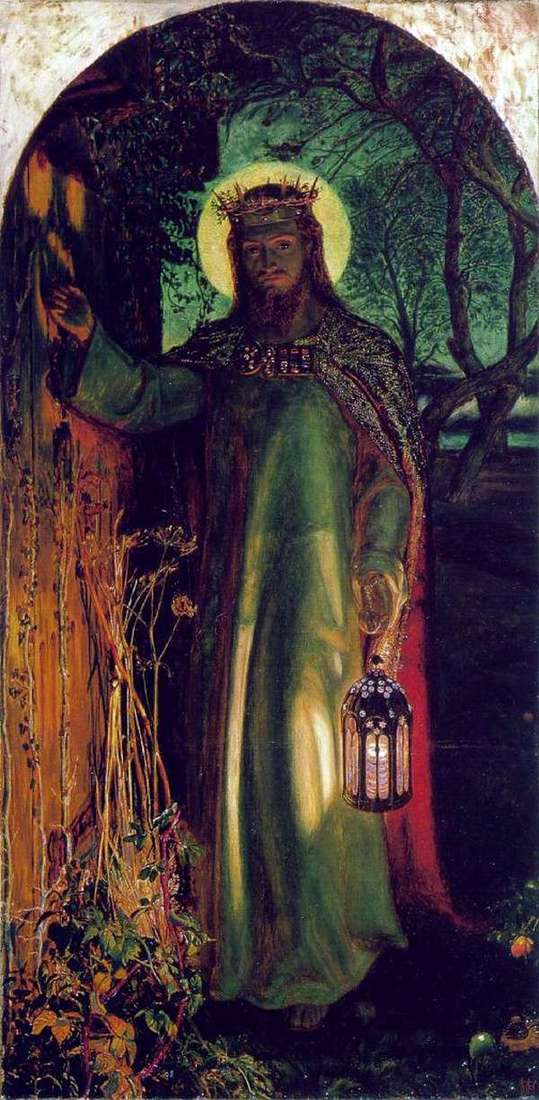Światło świata   William Holman Hunt