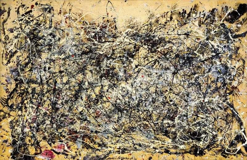Numer 1A   Jackson Pollock