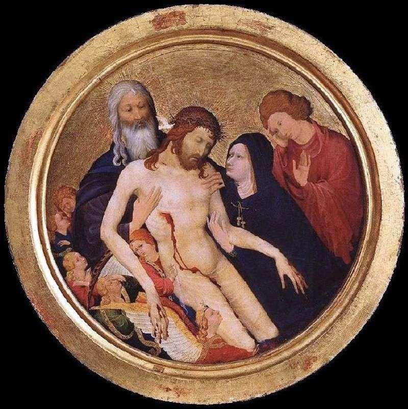 Lamentowanie Chrystusa   Jean Maluel
