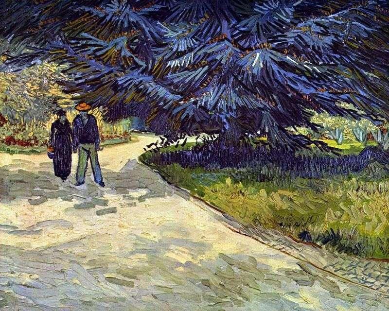 Ogród Poetów   Vincent Van Gogh