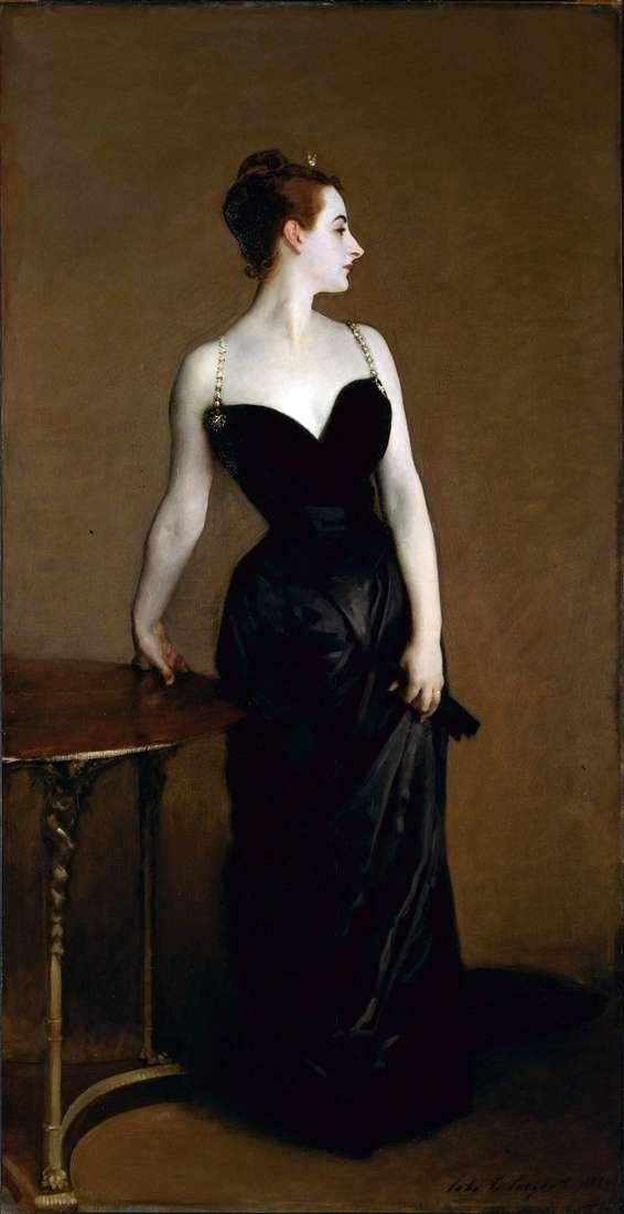 Madame X   John Sargent