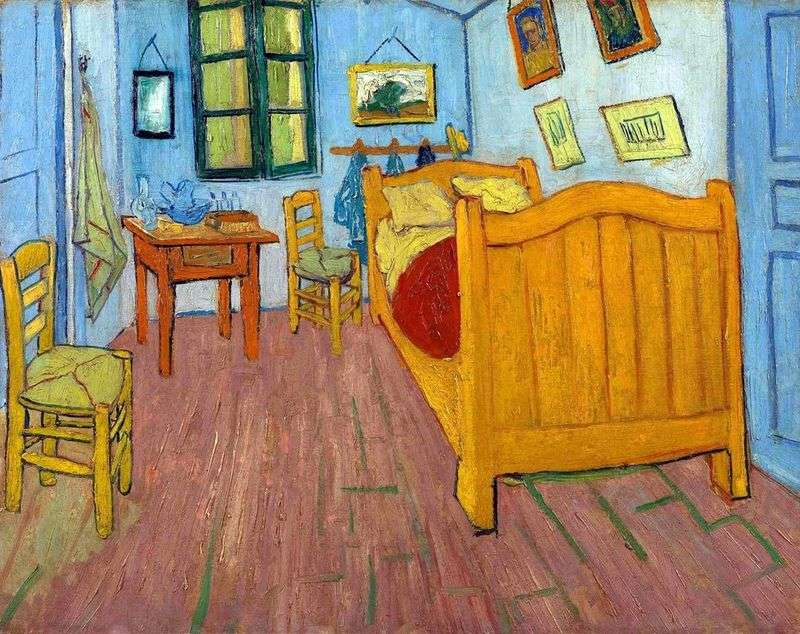 Sypialnia Vincenta W Arles Sypialnia Van Gogha Vincent