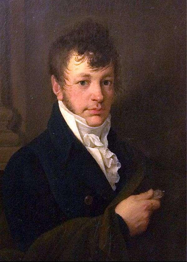 Portret A. R. Tomilova   Orest Kiprensky
