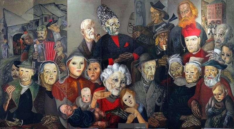Oblicza świata   Boris Grigoriew