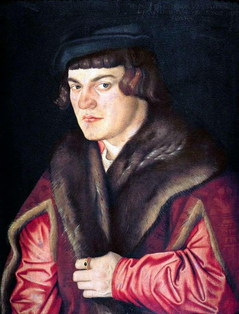 Autoportret   Hans Baldung