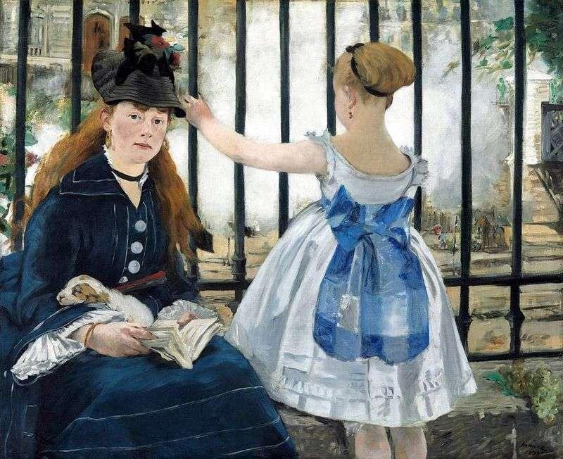 Kolej   Edouard Manet