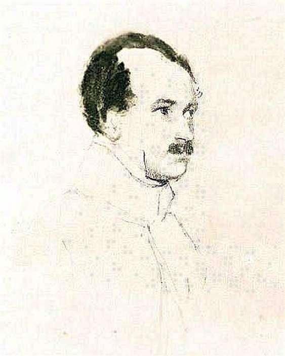 Portret M. F. Orłowa   Orest Kiprensky