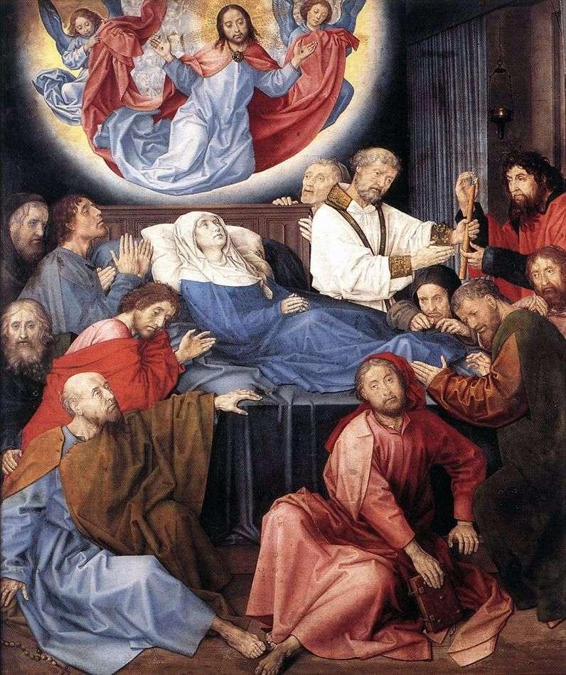 Śmierć Maryi   Hugo Gus