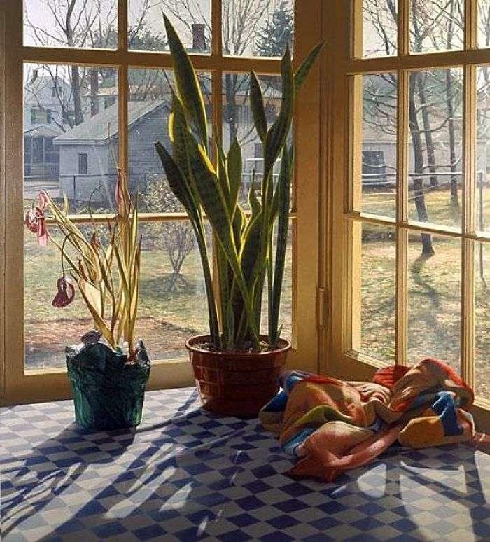 Martwa natura na początku wiosny   Scott Pryor