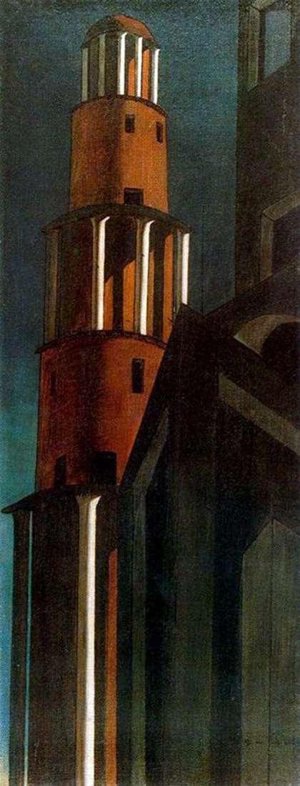 Wieża   Giorgio de Chirico