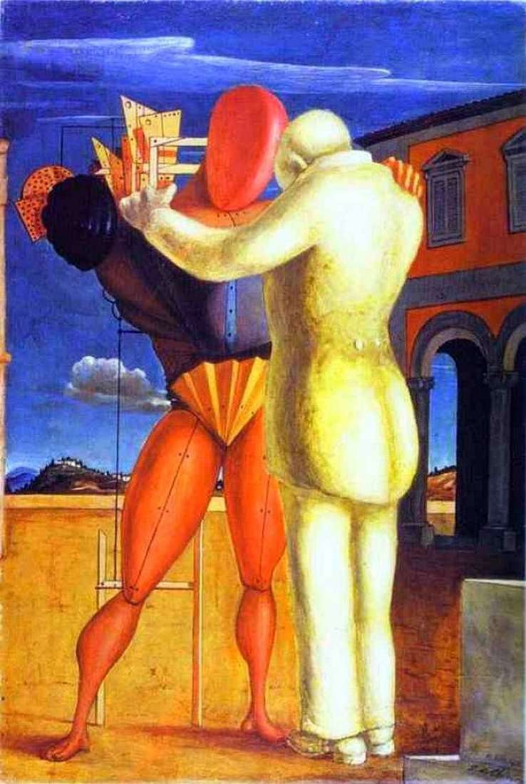 Syn marnotrawny   Giorgio de Chirico
