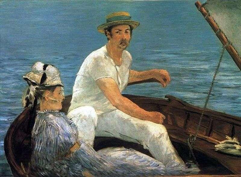 Podróże   Edouard Manet