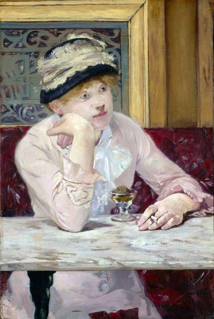 Sliwowica (Plum Brandy)   Edouard Manet