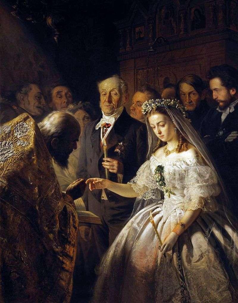 Nierówne małżeństwo   Wasilij Pukirew