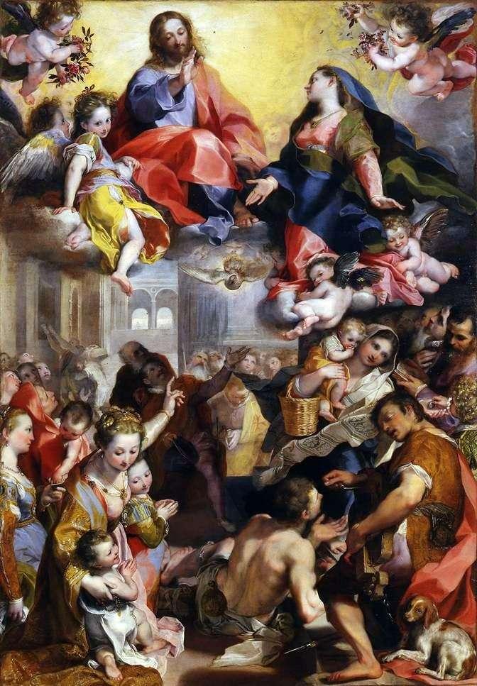 Madonna del Popolo   Federico Barocci