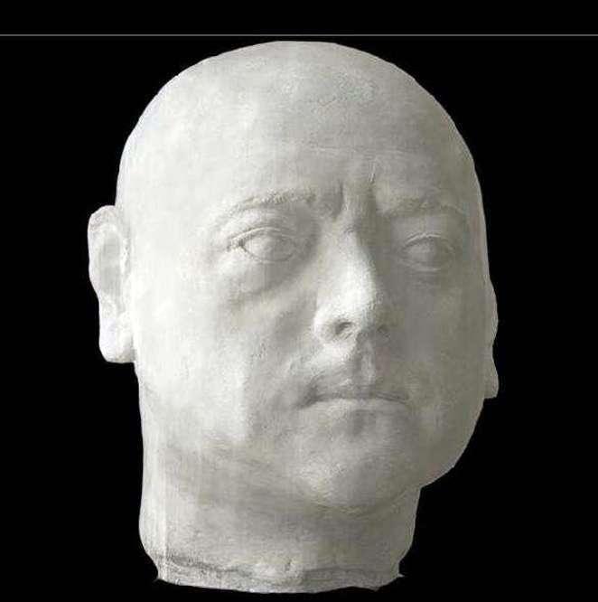 Głowa Piotra I   Rastrelli Carlo Bartolomeo
