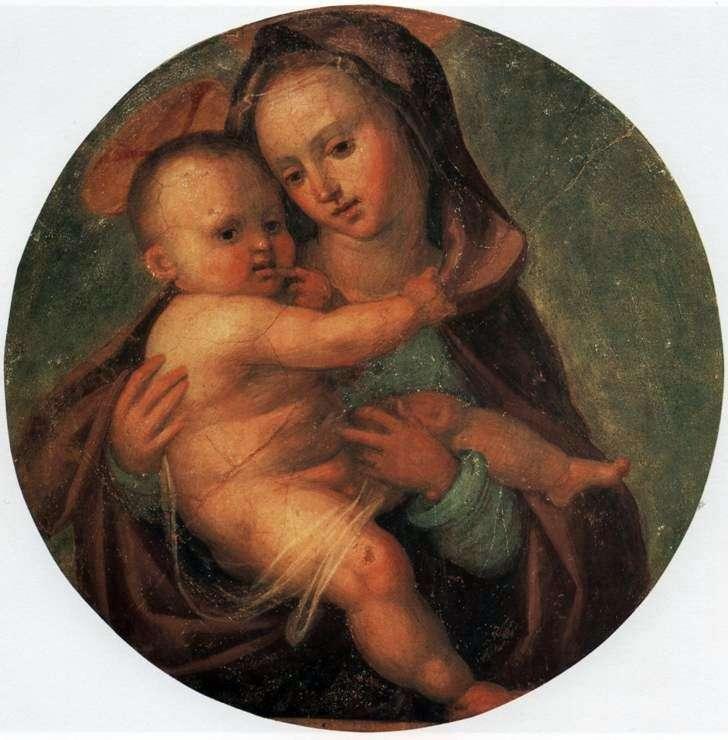 Madonna z Dzieciątkiem   Fra Bartolomeo