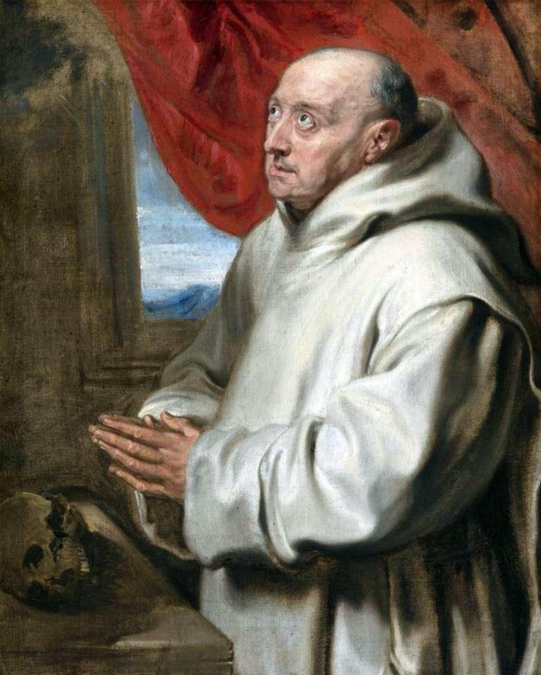Saint Bruno   Anthony Van Dyck