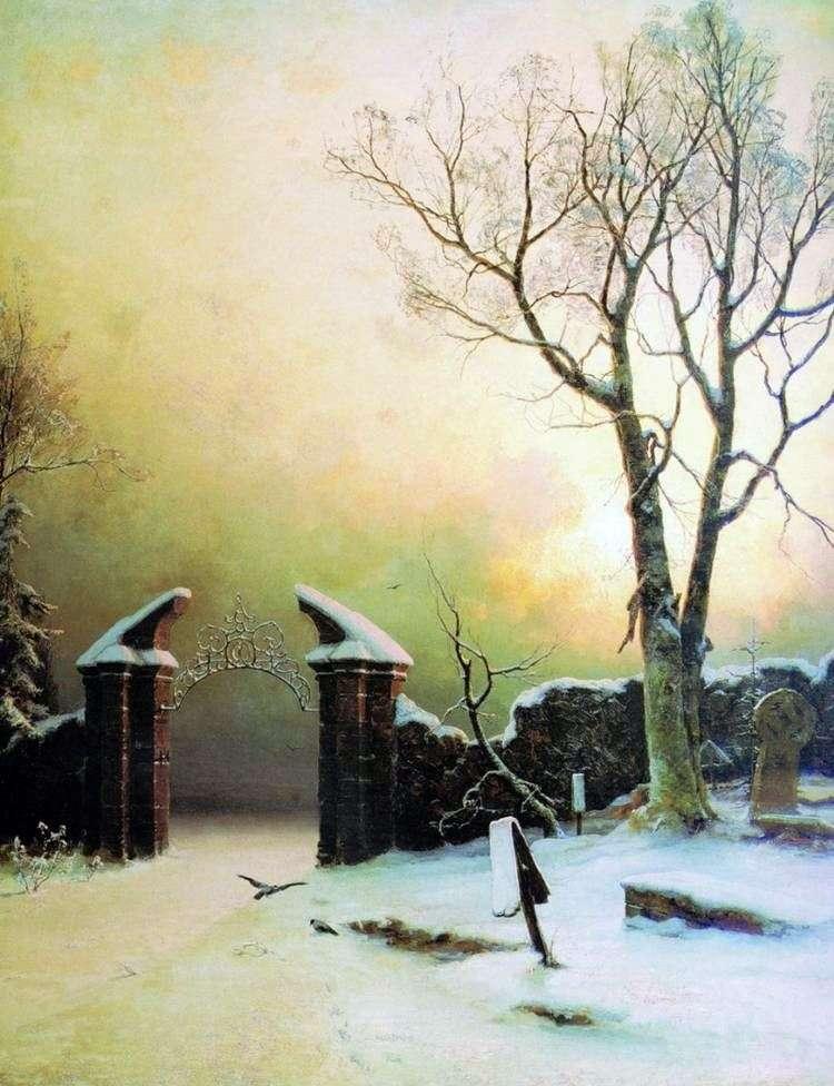Forgotten Cemetery   Julius Clover