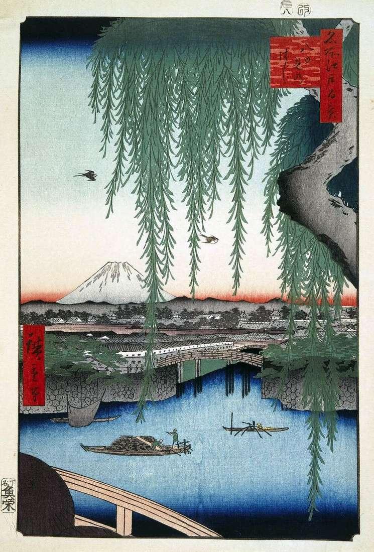 Most Yiumi   Utagawa Hiroshige