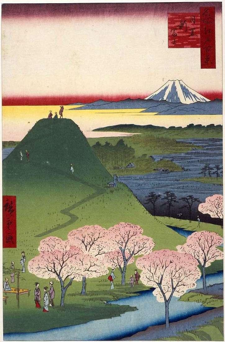 Meguro, New Fuji