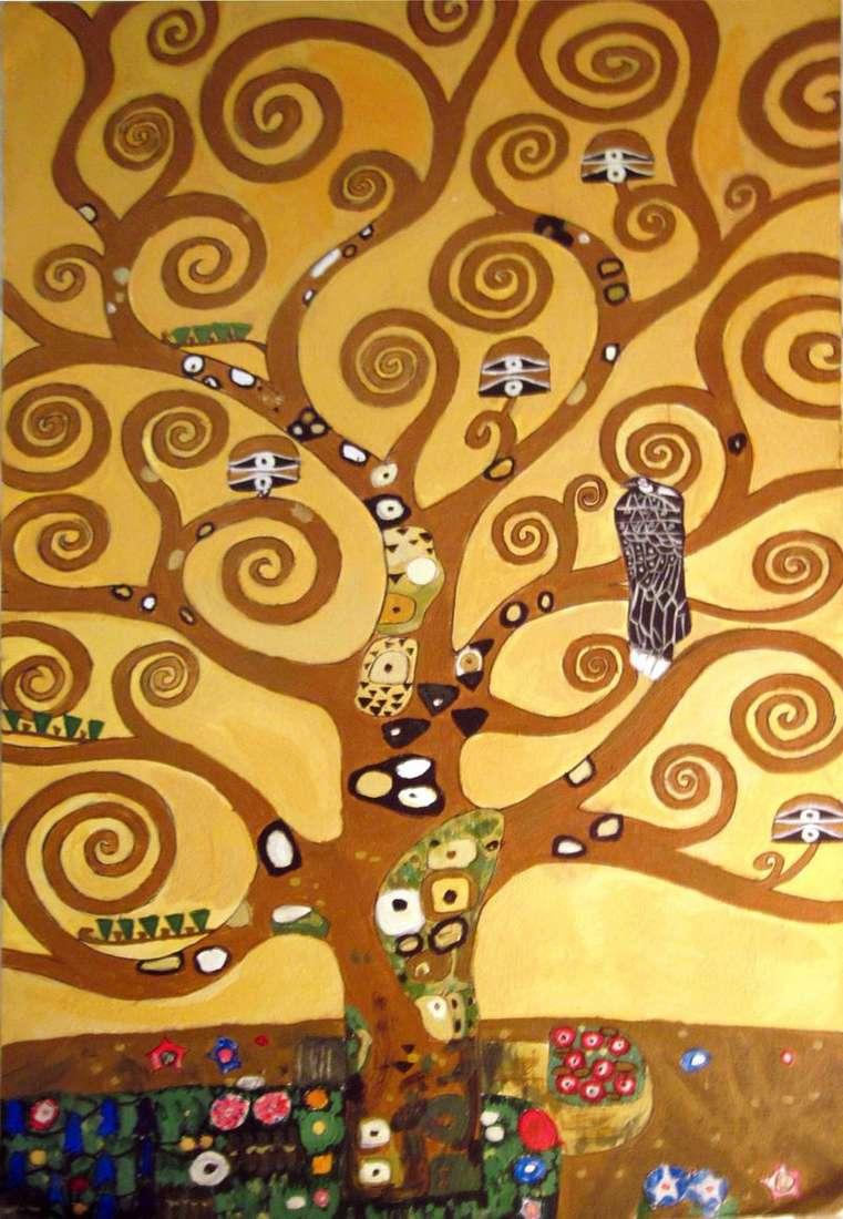 Drzewo życia   Gustav Klimt