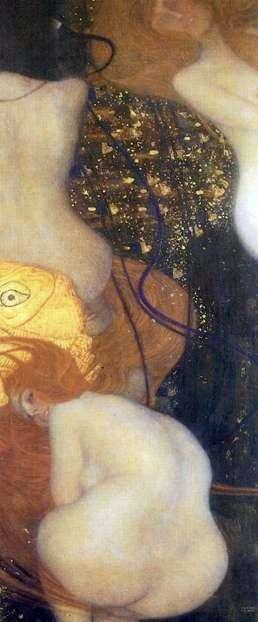 Złota rybka   Gustav Klimt