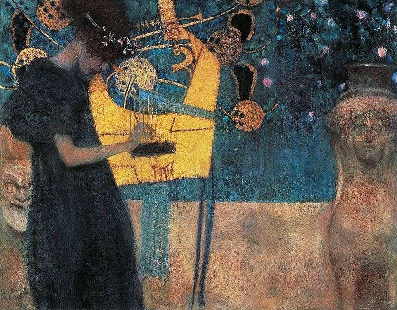 Muzyka   Gustav Klimt