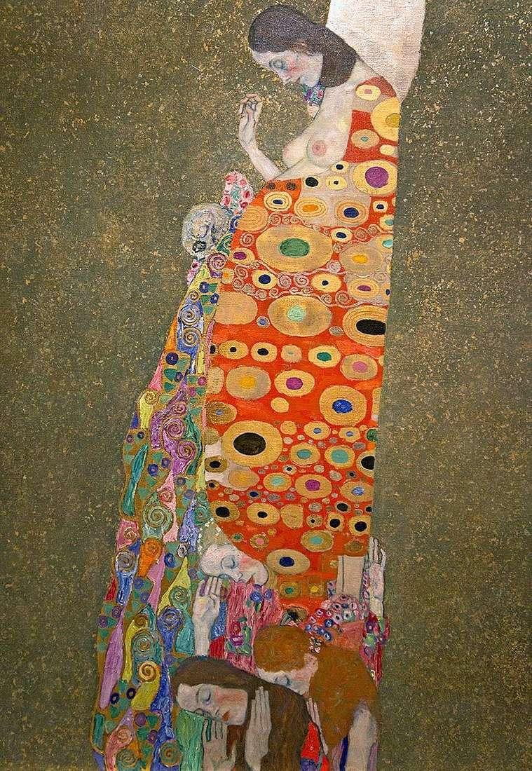 Nadieżda II   Gustaw Klimt