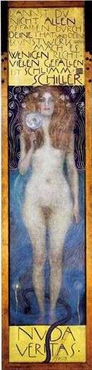 Naga prawda   Gustav Klimt