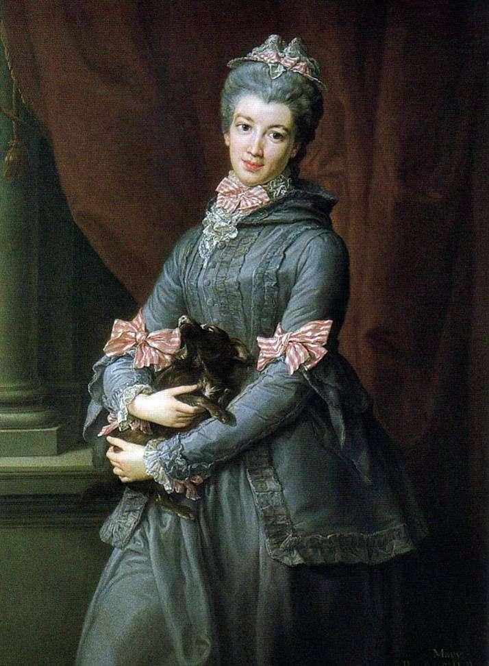 Portret baronowej Lady Mary Fox   Pompeo Batoni