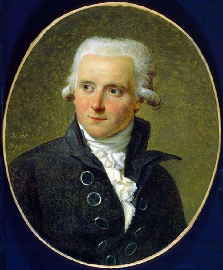 Pierre Serisia   Jacques Louis David